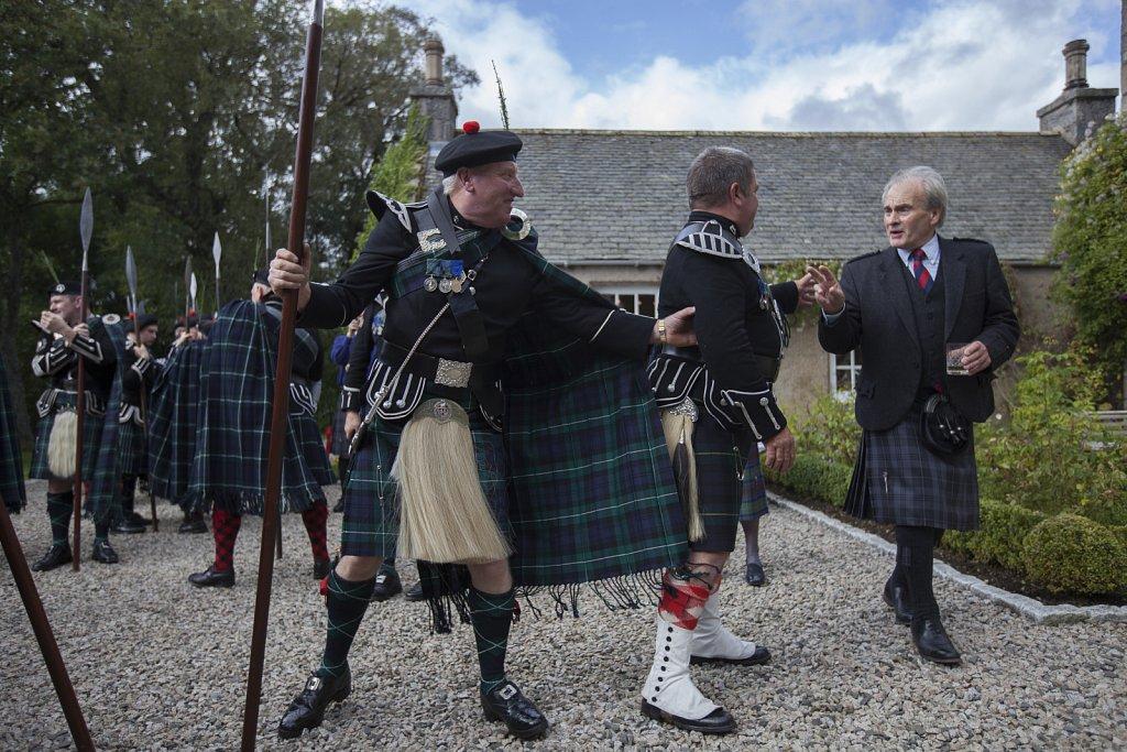 Schottlands Unabhängigkeit im Vereinten Königreich